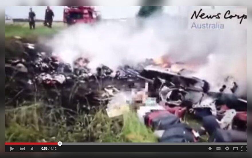 """Семья жертвы рейса MH17 подала в США иск против """"Сбербанка"""" и ВТБ"""