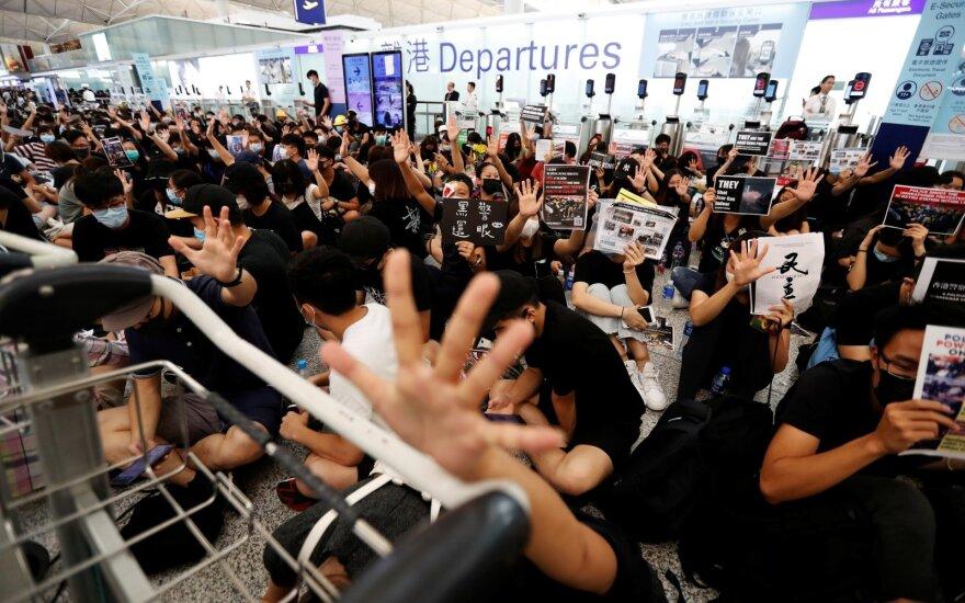 В связи с протестами в Гонконге Twitter и Facebook блокировали сотни страниц из КНР