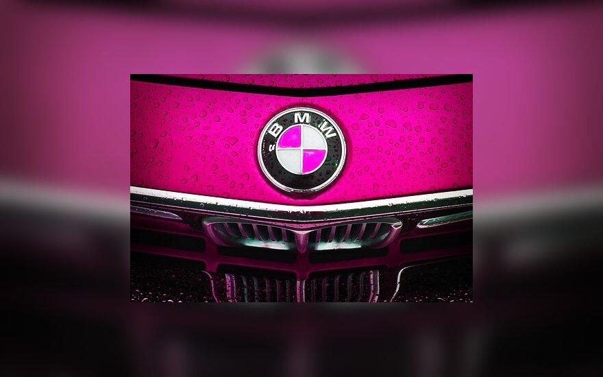 BMW выпустит 12 переднеприводных моделей