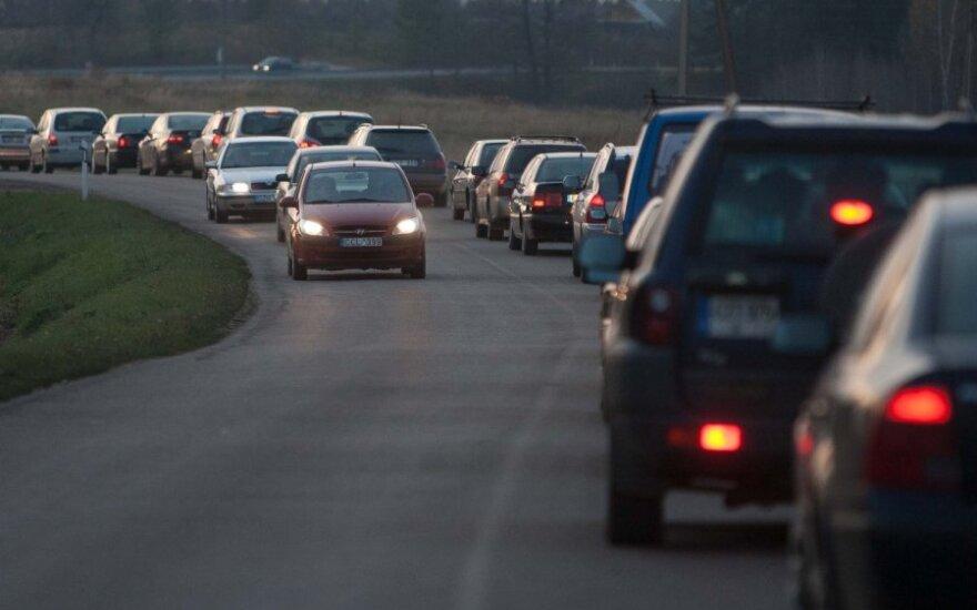 К 2035 году в мире будет 1,7 миллиарда автомобилей