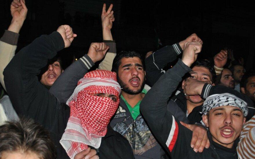 Syria: Zawieszenie broni?