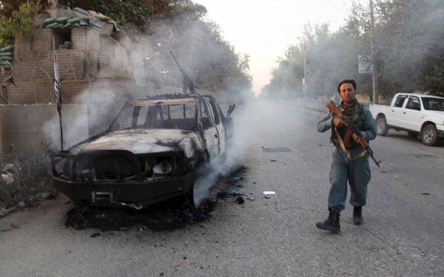 В Афганистане произошли два теракта, более 10 погибших