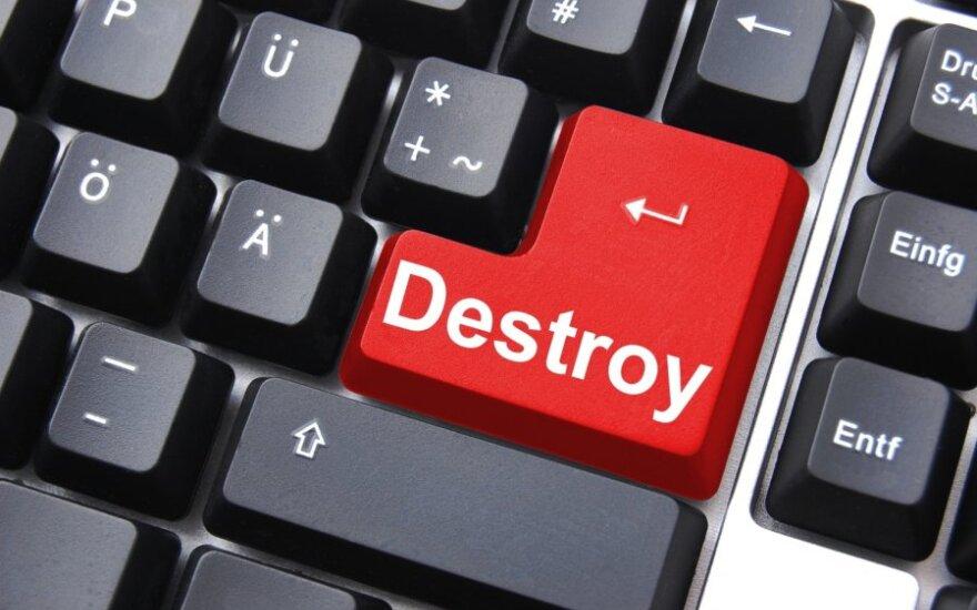Cyberwojna, pole bitwy – Ziemia