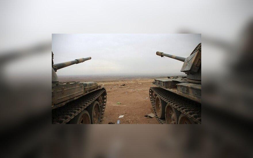 """СМИ обнаружили в России """"новый класс ополченцев"""", готовых воевать в Сирии"""