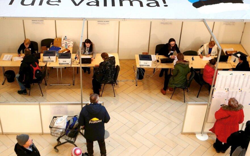 В Эстонии проходят парламентские выборы