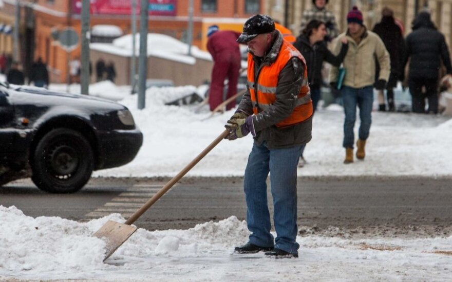 Pierwsze ofiary zimy w Europie