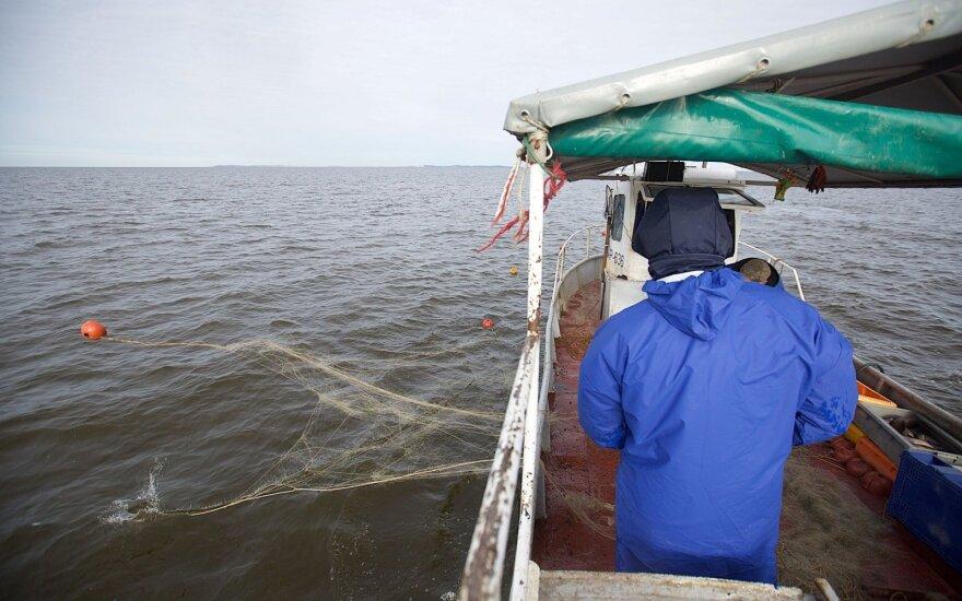 Žvejai verslininkai