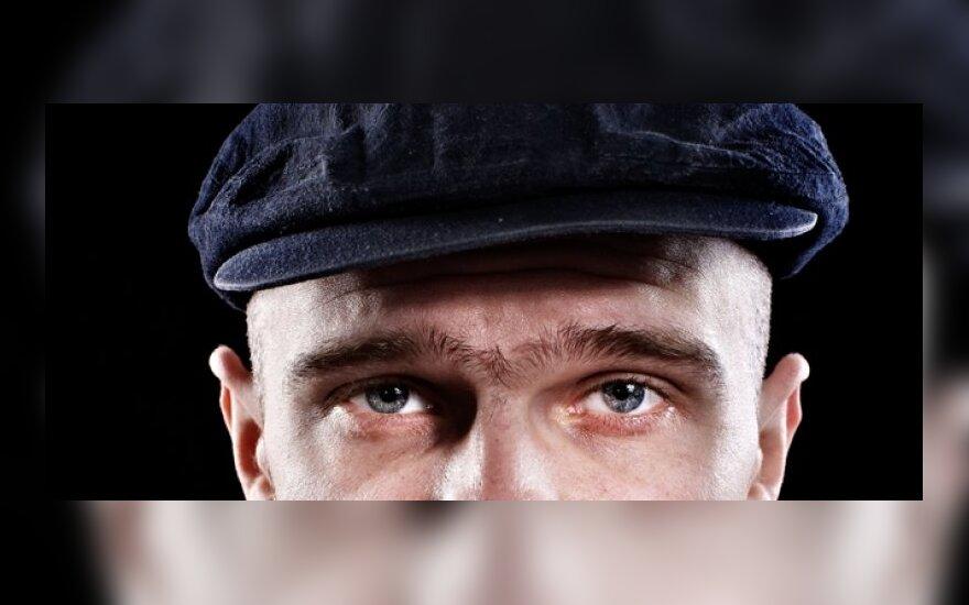 Vyras su kepure