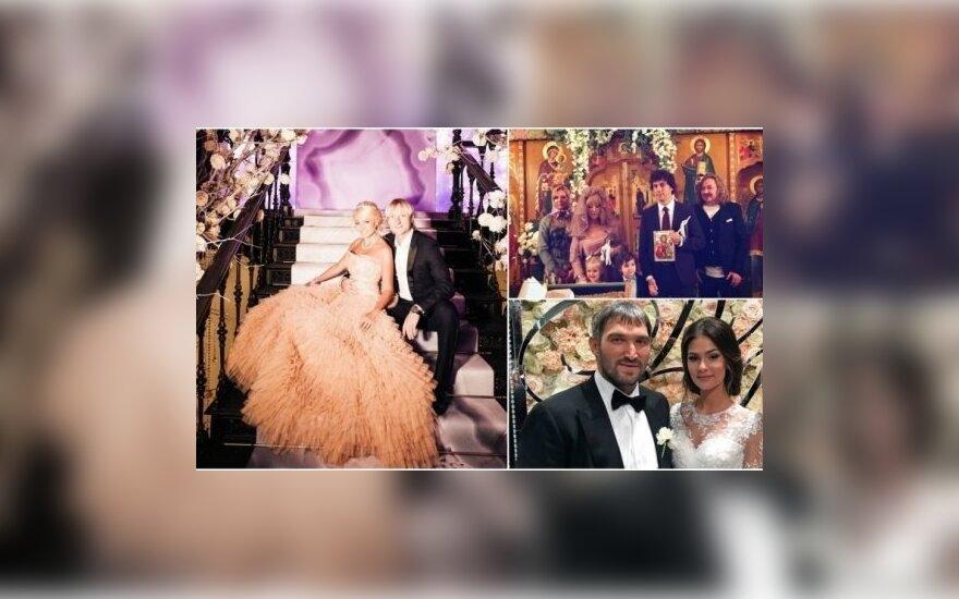 ФОТО: На миллион долларов. Самые нашумевшие свадьбы российских богачей и знаменитостей