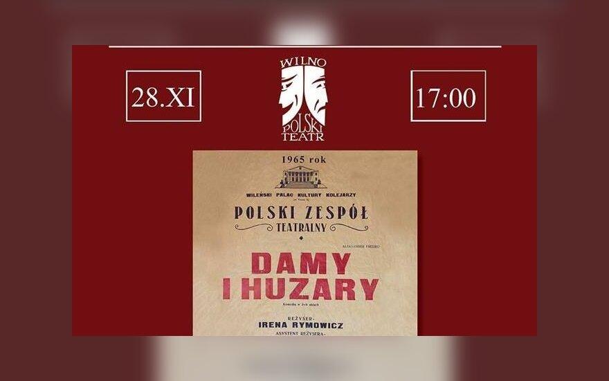 ,Damy i huzary