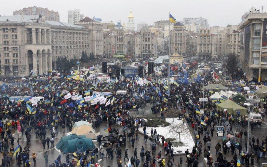 Тимошенко призвала Евромайдан не вступать в переговоры с властью