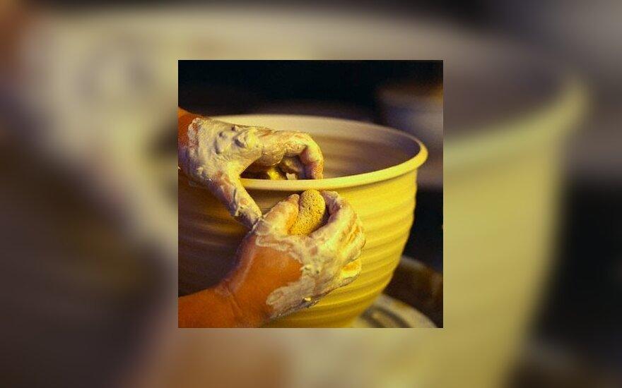 В Даугавпилсе - Международный фестиваль глины