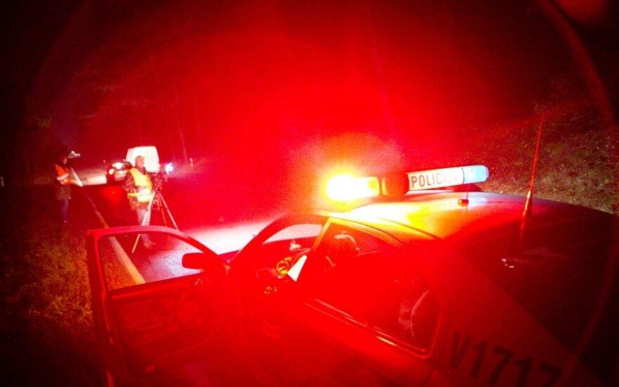 Сбиты две девушки: одна доставлена в больницу, останки второй - обнаружили под машиной