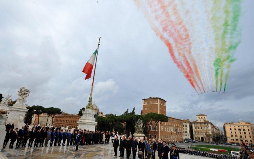 150 Italijos susivienijimo metinės