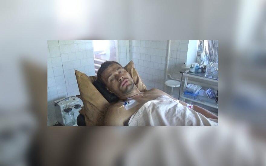 Задержанный на Донбассе россиянин призвал соотечественников возвращаться домой