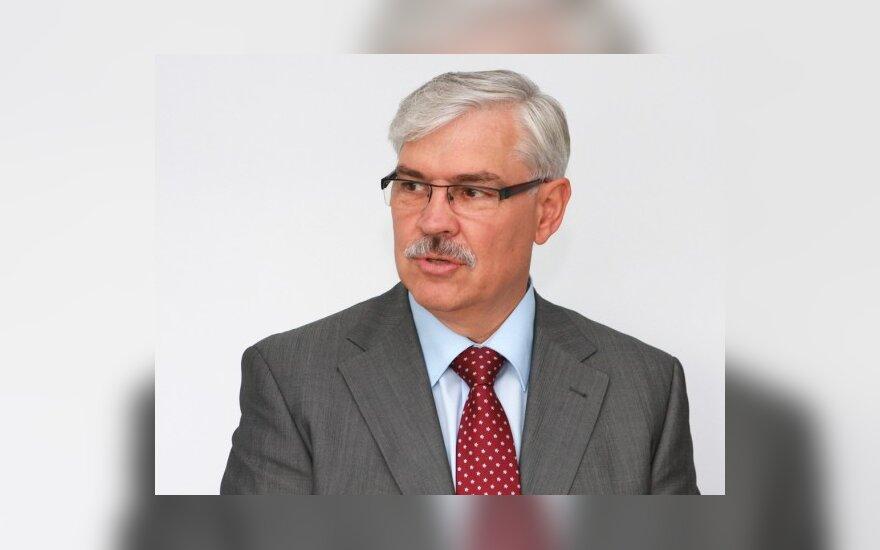 Бальчитис опасается соглашения между Польшей и Россией о газопроводе