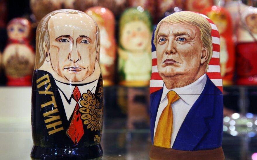 Конгресс расследует возможный сговор штаба Трампа с Москвой