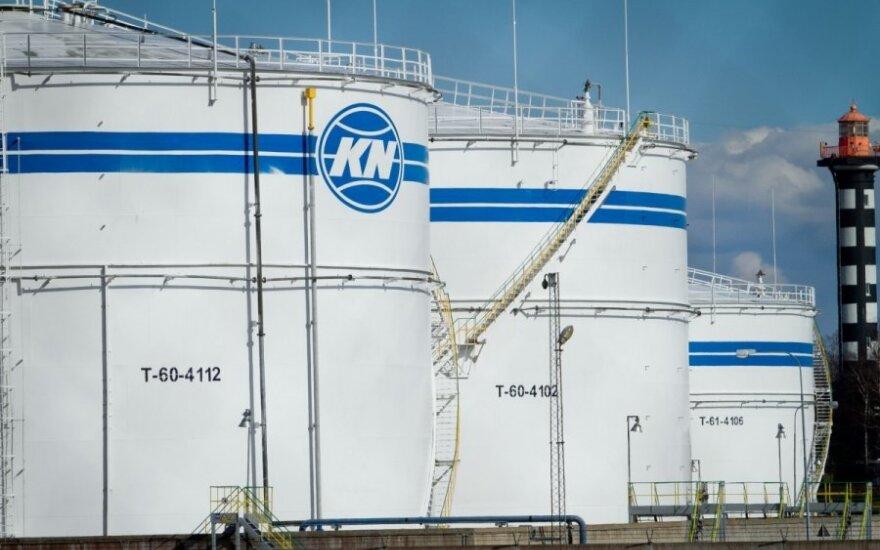 Klaipedos nafta спокойна, хотя белорусы приостановили экспорт бензина