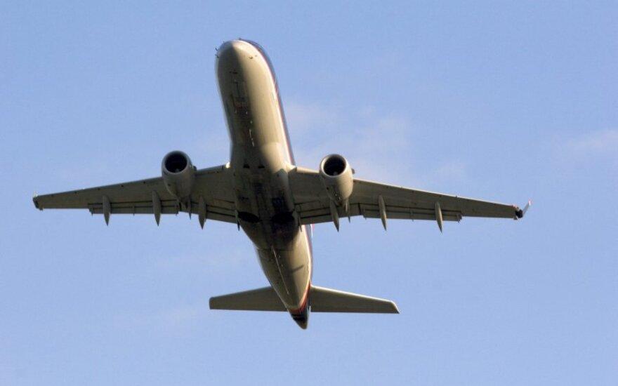 Utair Ukraine с марта будет летать из Киева в Вильнюс