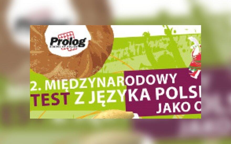 2. Międzynarodowy Test z Języka Polskiego jako Obcego