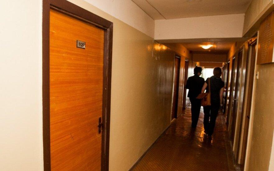 Житель гостиницы заявил о заминированном номере