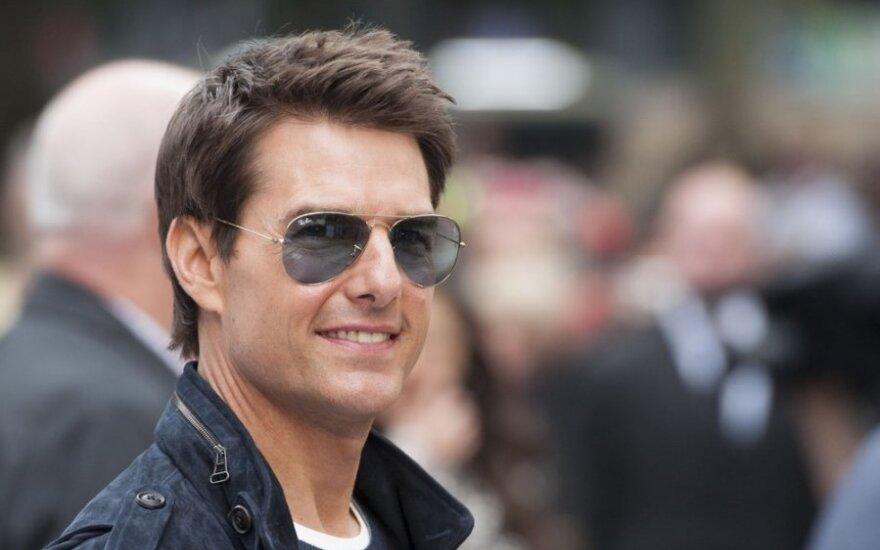 "Tom Cruise potwierdza ""Mission: Impossible 5"""