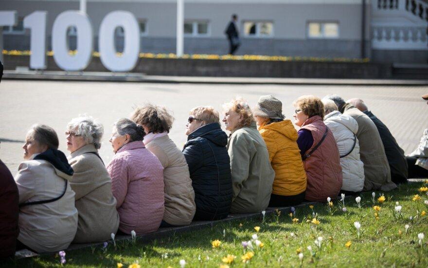 Нацбанк Литвы: увеличение пенсионного возраста неизбежно