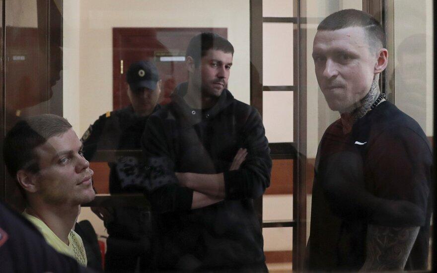 Jurijaus Mamajevo ir Aleksandro Kokorino teismas
