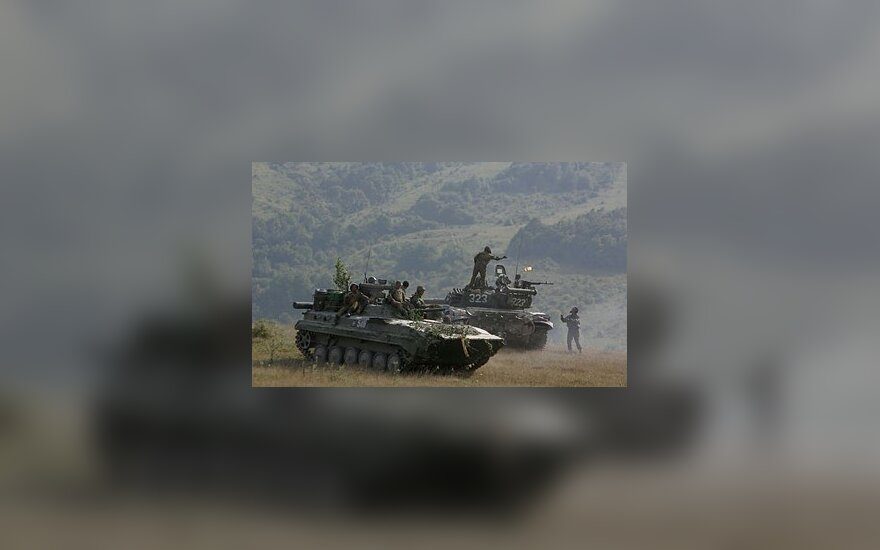 33% россиян не исключают новой войны с Грузией