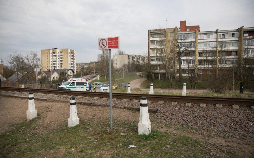 Осуществление проектов подземных переходов через железную дорогу в Вильнюсе откладывается