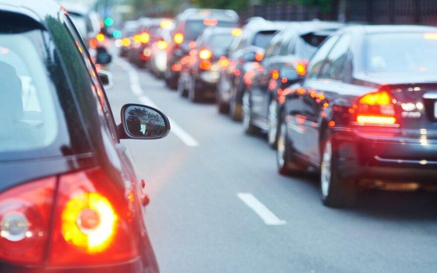 Automobilių spūstys