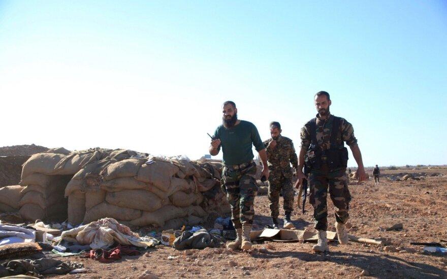 Сирийская армия прорвала блокаду ИГ в Дейр-эз-Зоре