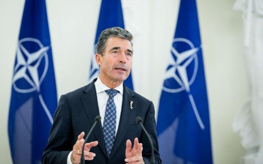 Расмуссен: Россия не выполняет свои обязательства
