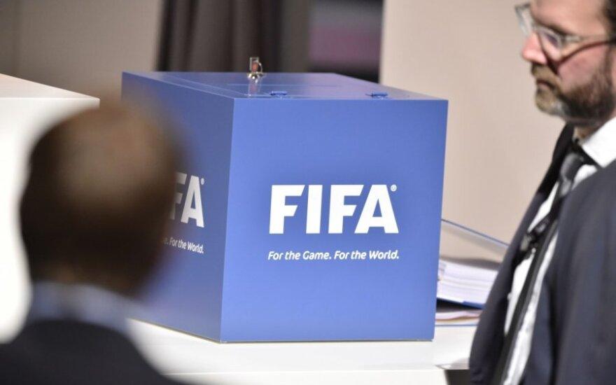 ФИФА опровергает информацию о наличии мужчин в женской сборной Ирана