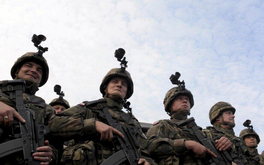 """""""Анаконда"""" на Висле: НАТО учится защищать Польшу от России"""