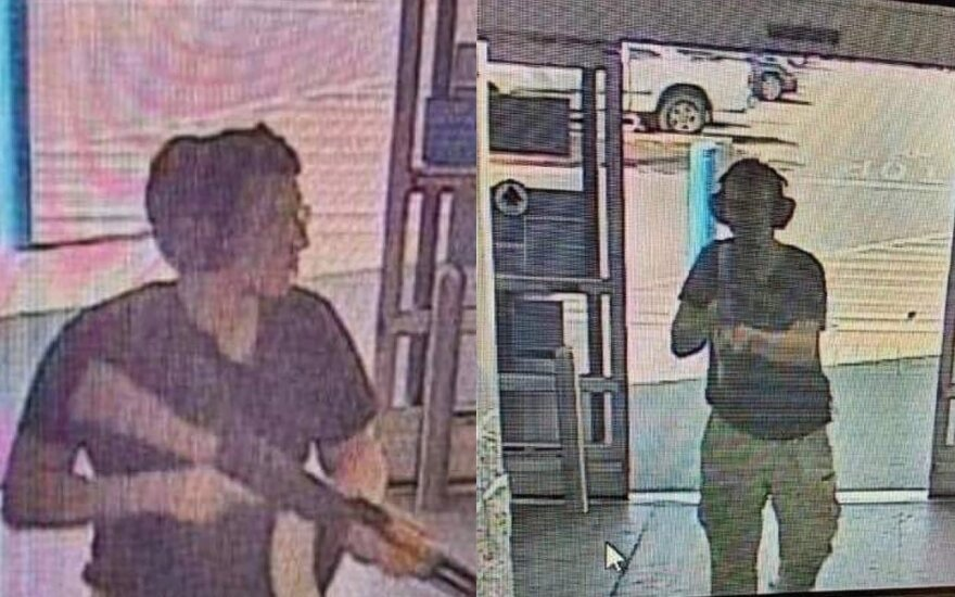 Šaudynės JAV