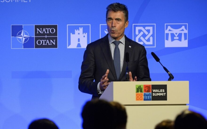 """Главное разочарование генсека НАТО — """"путинская Россия"""""""