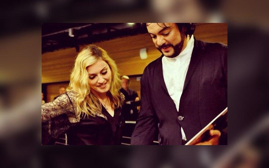 Madonna ir Filipas Kirkorovas