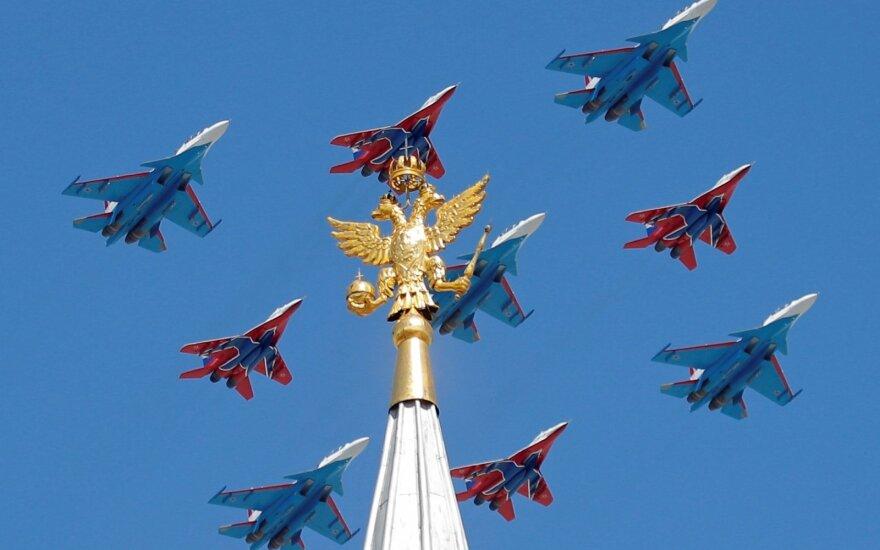 Россия вошла в десятку наименее миролюбивых стран мира