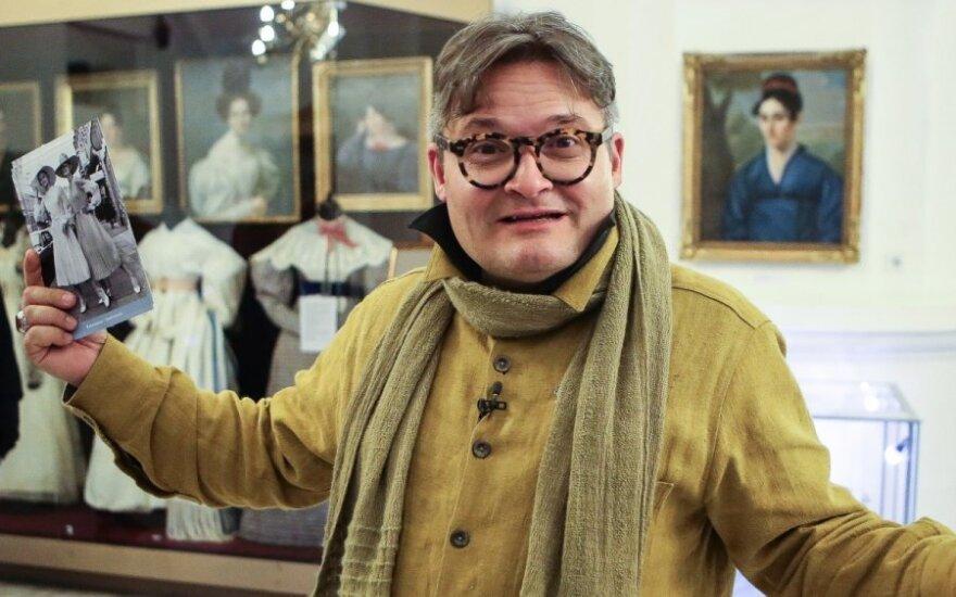 Александр Васильев представит новое шоу в Литве