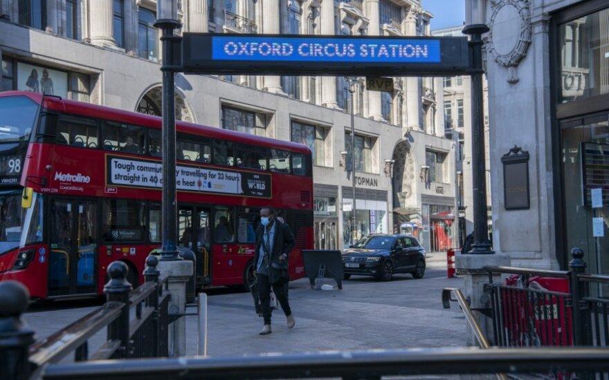 Великобритания выделит более 400 млн евро на борьбу с коронавирусом