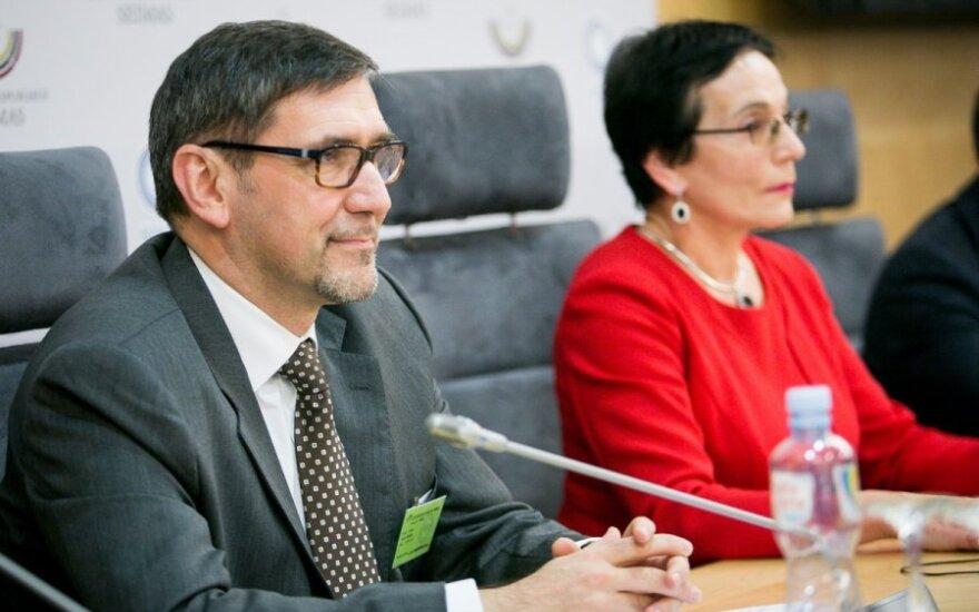 Посол Австрии гей: в Литве меня отлично встретили