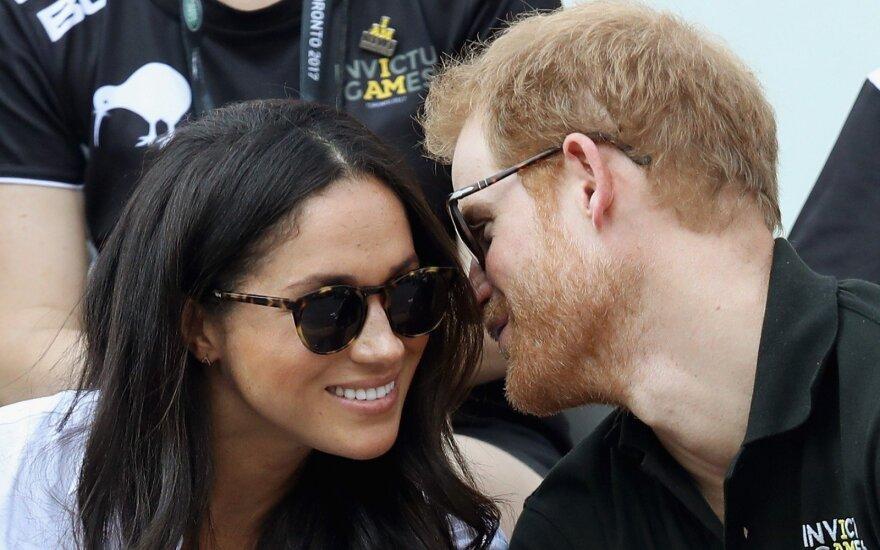 Принц Гарри объявил о помолвке с американской актрисой