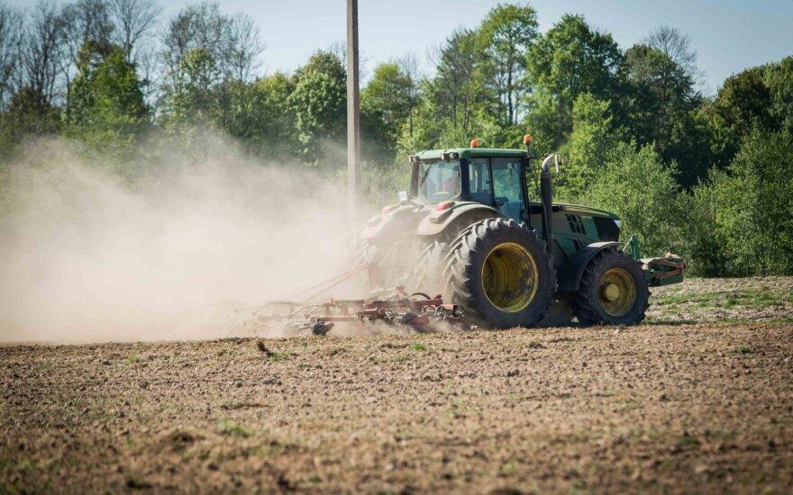 Литовские фермеры страдают от засухи, но не страхуются