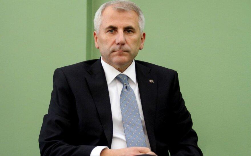Ušackas przeprosił dziennikarzy za swoje wypowiedzi o Rosji
