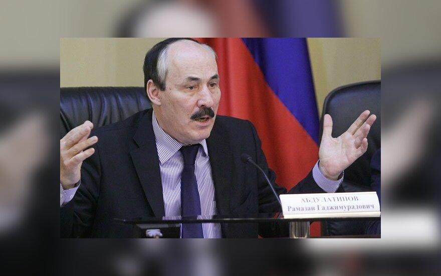 Путин отправил в отставку главу Дагестана