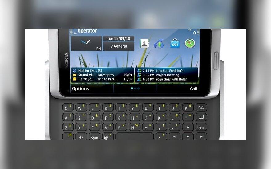 Доля Nokia на рынке мобильников упала на 18 процентов