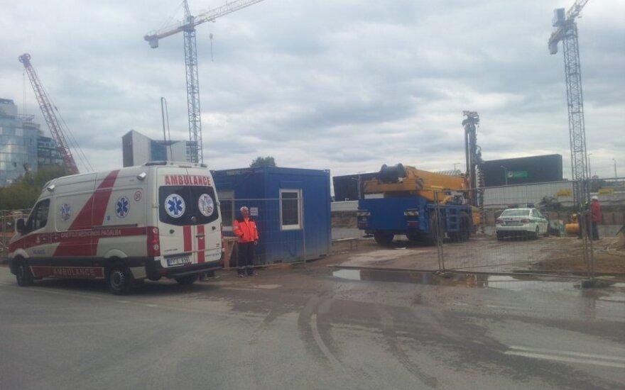 Находка в центре Вильнюса подняла на ноги спецслужбы