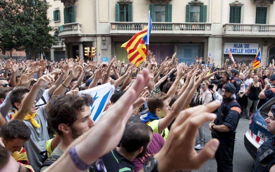 """Каталония намерена объявить независимость """"в ближайшие дни"""""""