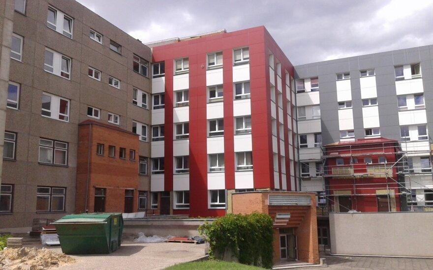 Kauno klinikinės ligoninės korpuso renovacija